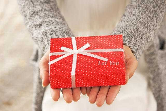 両親へプレゼント